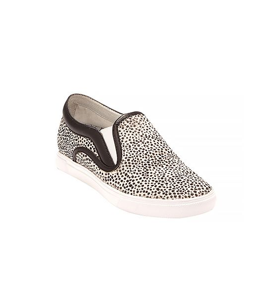 Dolce Vita Zoren Calf Hair Sneakers