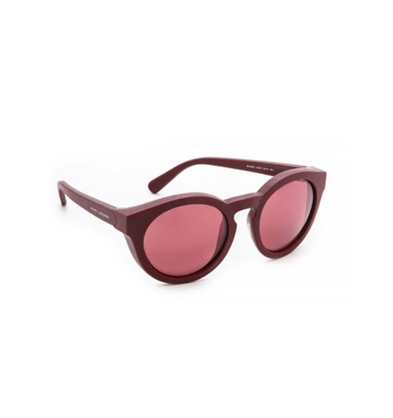 Marc Jacobs Bold Mirrored Sunglasses