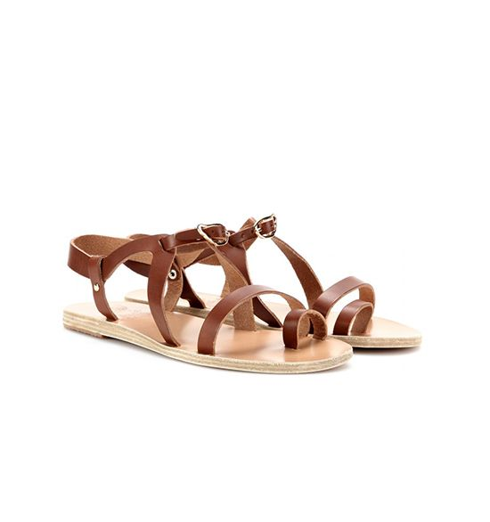Ancient Greek Sandals Phoebe Flats