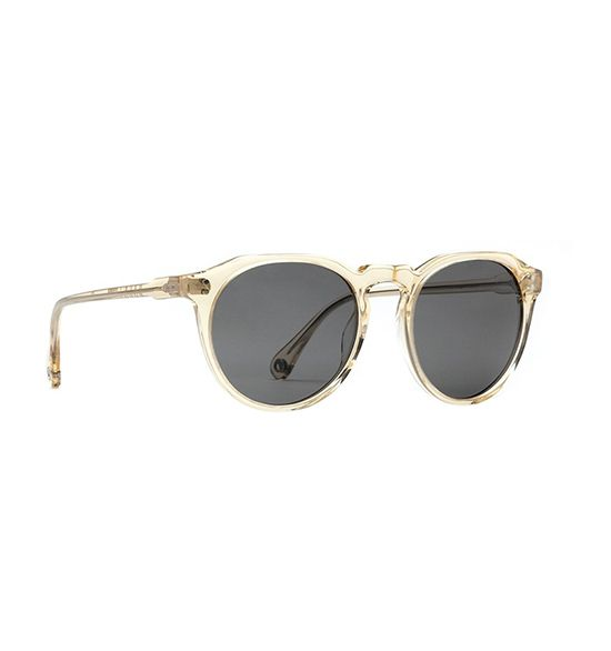 Raen Optics Flower Champagne Sunglasses