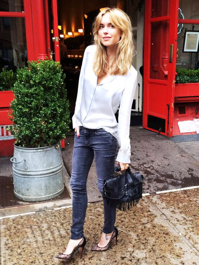 For more of Pernille Teisbaek of Look De Pernille's style click here.