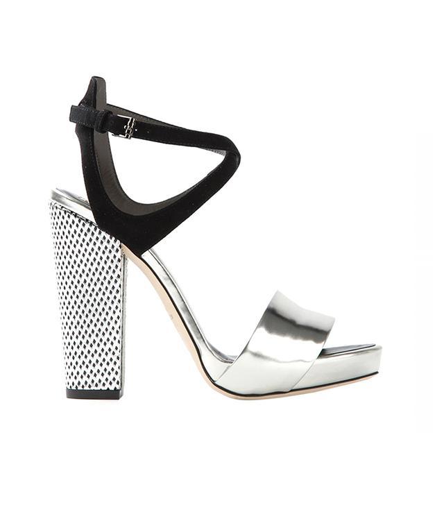 Reed Krakoff Chunky Heel Sandals