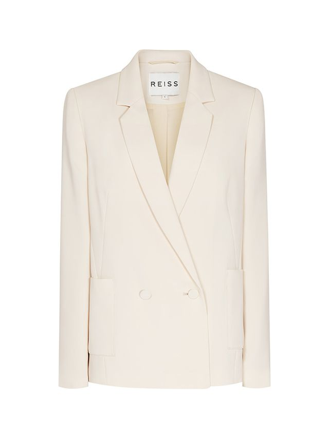 Reiss Double-Breasted Jacket