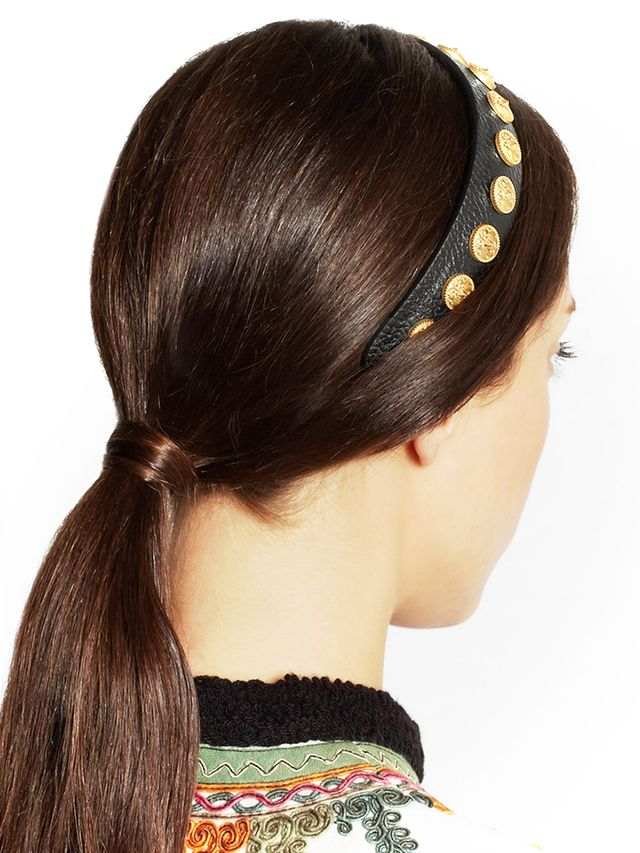 Valentino Emellished Headband