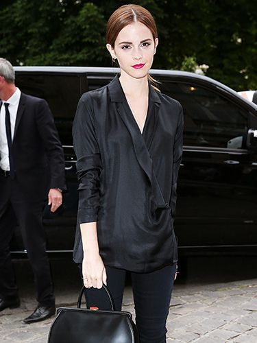 How To Get Emma Watson's Sophisticated Style