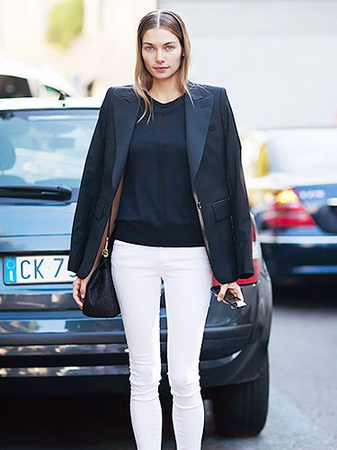 Beyond The Office: How To Dress Down A Blazer