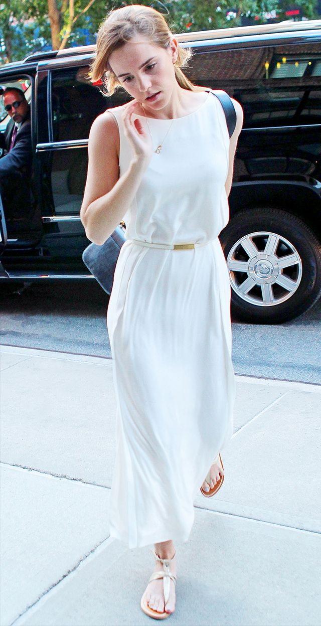 How To Get Emma Watson 39 S Sophisticated Style Whowhatwear