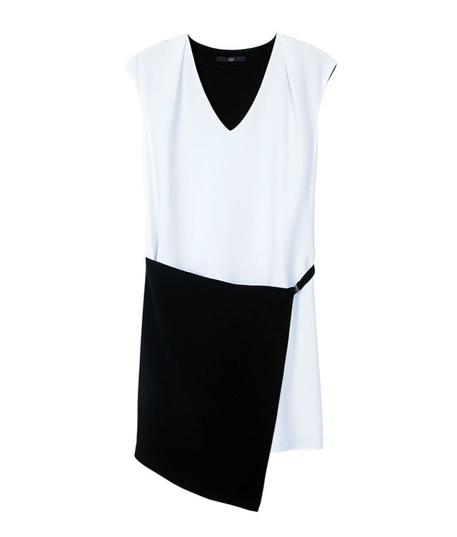 Tibi Arden Wrap Dress