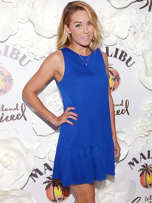 Two Celebs Prove You Need A Little Cobalt Dress