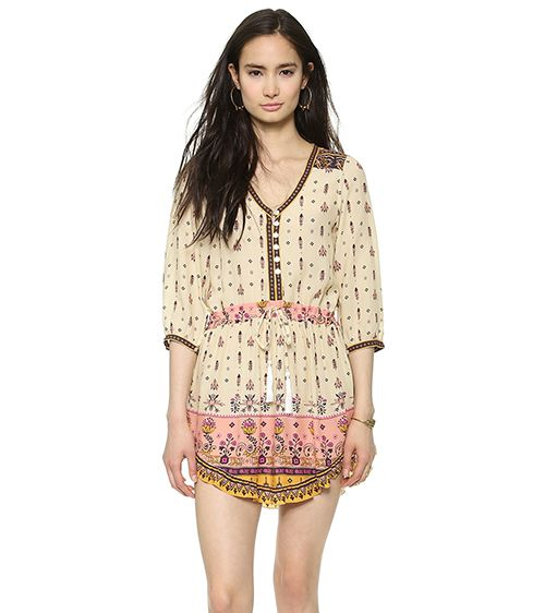 Spell & The Gypsy Collective Desert Wanderer Playdress