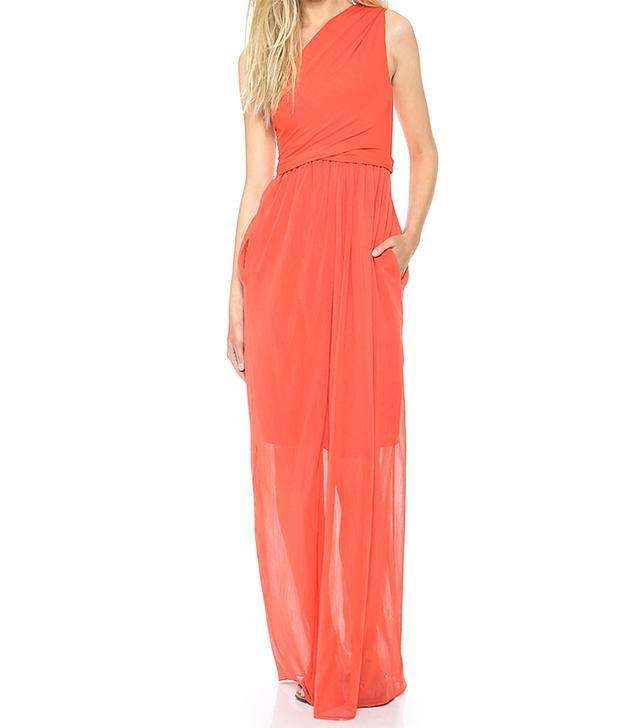 Carven Poppy Gown