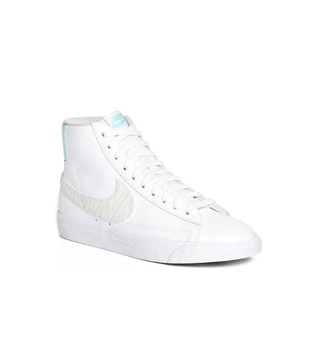 Nike Blazer Mid Leather Sneakers