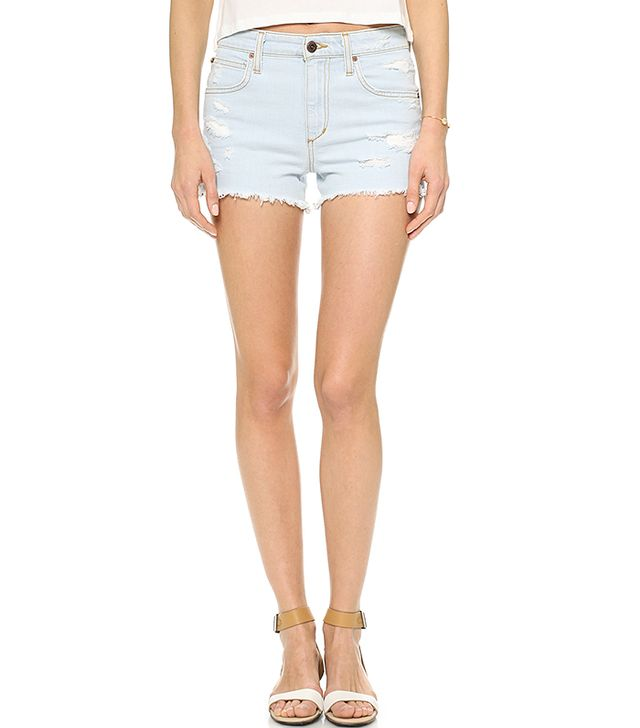 Joe's Jeans High-Rise Cutoff Shorts