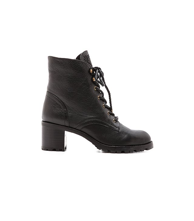 Joie Ashbury Combat Boots