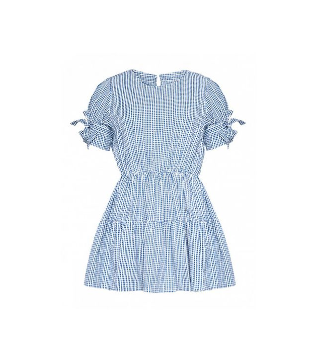 Pixie Market Check Lolita Dress