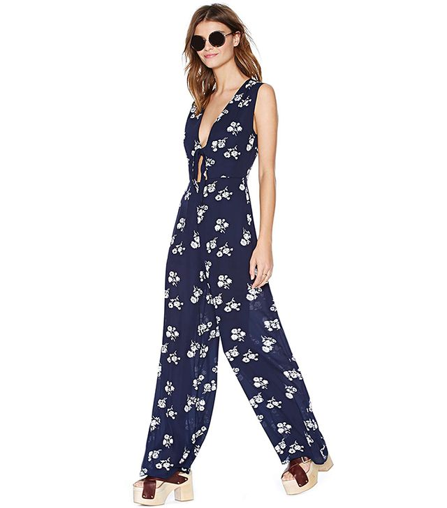Nasty Gal Emily Jumpsuit