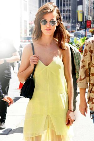 7 Summer-Perfect Yellow Looks