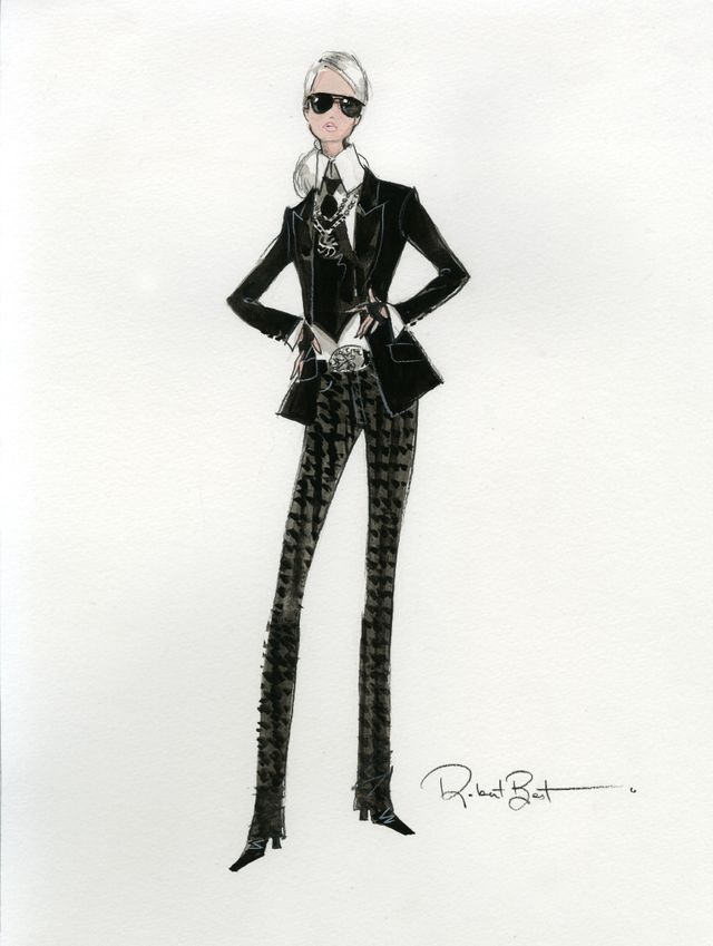 There Will Be A Karl Lagerfeld Barbie Doll