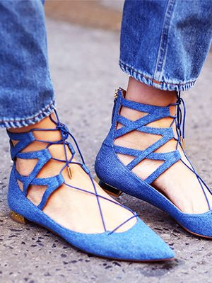 Who Needs Heels? 16 Flats That Are Just as Sexy