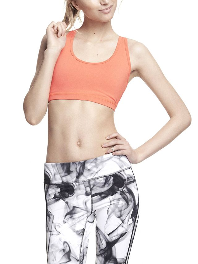 Express Exp Core Strappy Sports Bra