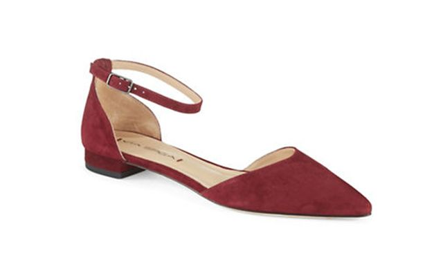 Via Spiga Vanna Pointed Toe Flats