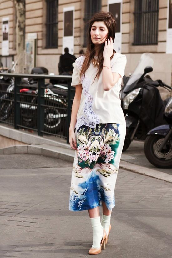 8 Stylish Ways To Wear Tropical Prints
