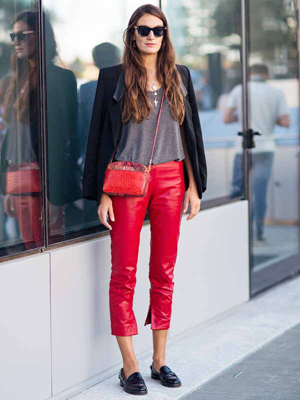 How To Wear Leather In Hot Weather (It Can Be Done ...