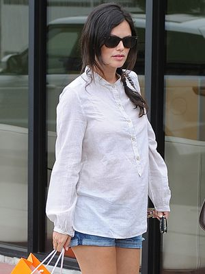 Rachel Bilson Brings Maternity Dressing To A Whole New Level Of Chic