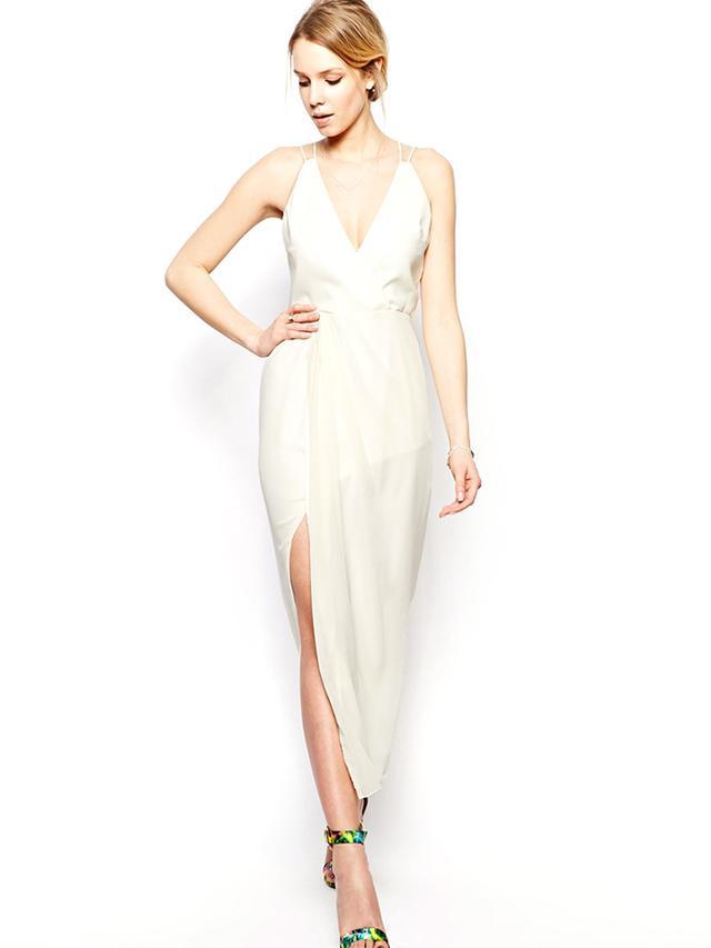 VLabel Berkley Cami Dress With Thigh Split