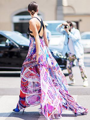 Eye Candy! 11 Dramatic Dresses For Summer