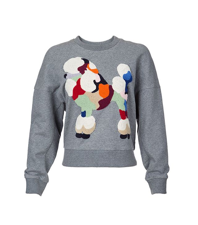 3.1 Phillip Lim Poodle Sweatshirt