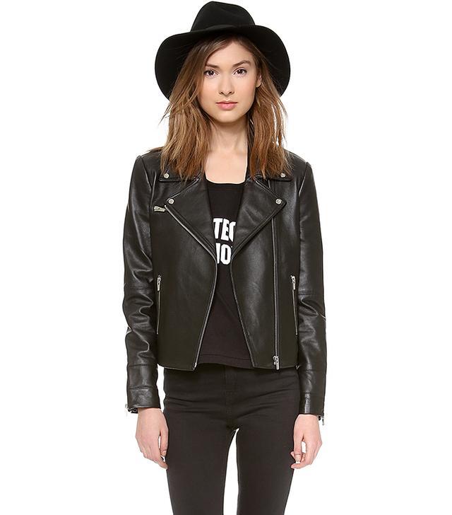 Veda Next Leather Jacket