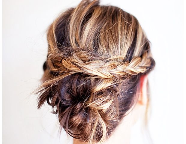 Your Entire Week Of Hair, Courtesy Of Pinterest