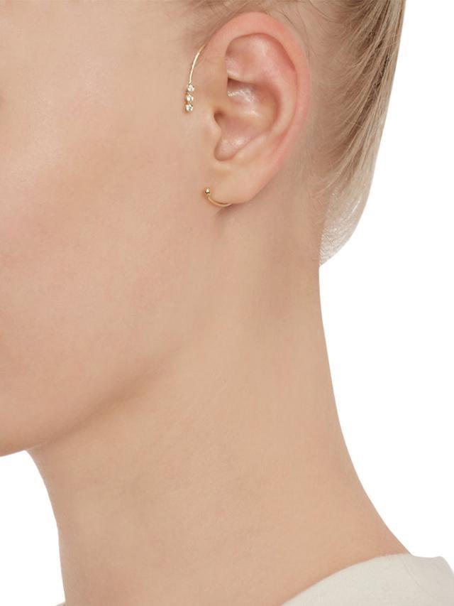 Jennie Kwon Diamond Ear Cuff