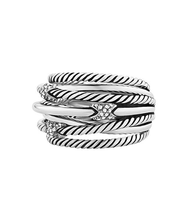 David Yurman X-Crossover Ring
