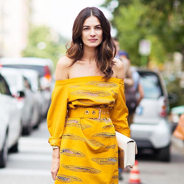The Oversized Belt: Would You Wear It?