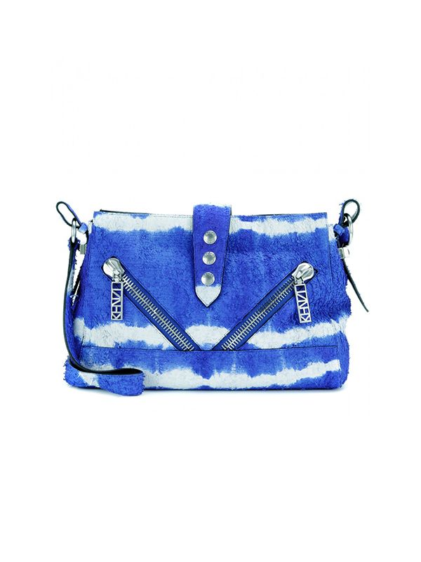 Kenzo Kalifornia Tie-Dye Shoulder Bag
