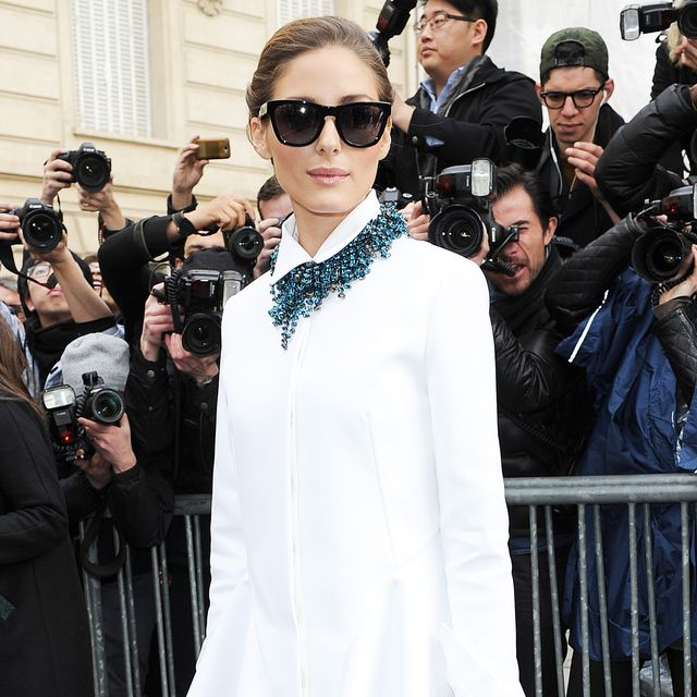 See A Pair Of Shoes Designed By Olivia Palermo
