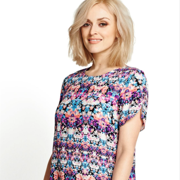 Fearne Cotton for Very.co.uk Cotton Printed Tunic