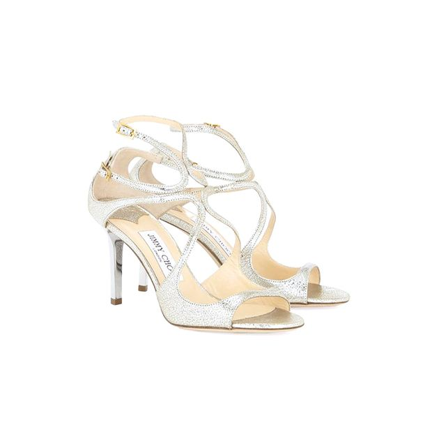 Jimmy Choo Ivette Stappy Sandals