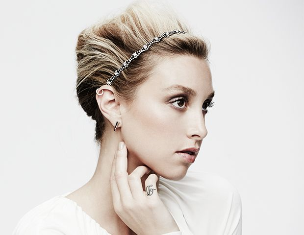 Exclusive: Whitney Port's Modern Take On Bridal Beauty