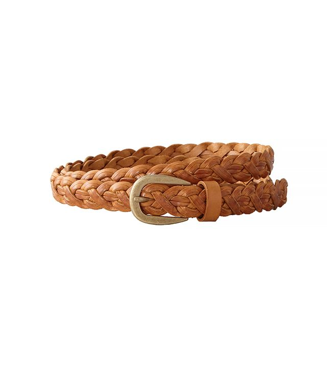 Steven Alan Braided Leather Belt