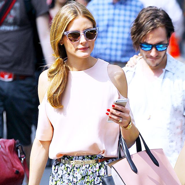 Olivia Palermo's Engagement Ring Is Stunning--The First Non-Blurry Pic
