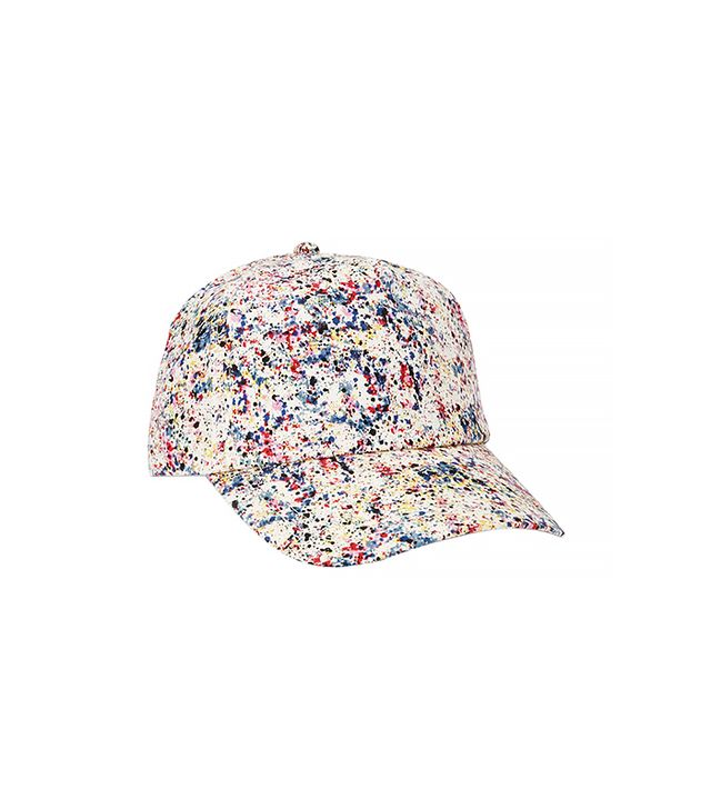 Forever 21 Painter's Baseball Cap
