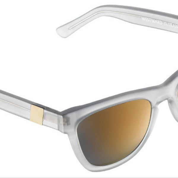 Westward \\ Leaning Primrose Sunglasses