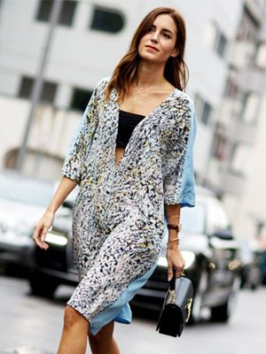 Tip Of The Day: A Smart Way To Wear A Cover-Up All Weekend Long