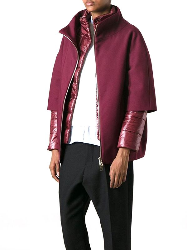 Herno Padded Panel Jacket