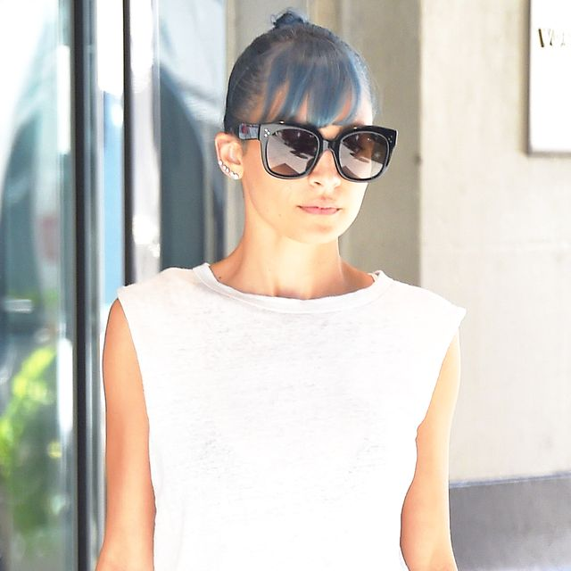 Nicole Richie Brings Back An Unexpected Trend