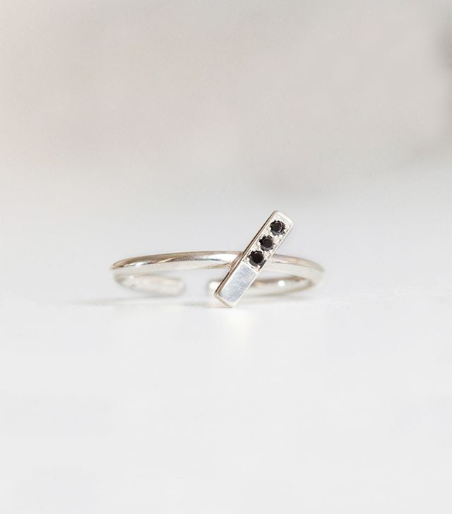 Bande des Quatres Esther Knuckle Ring