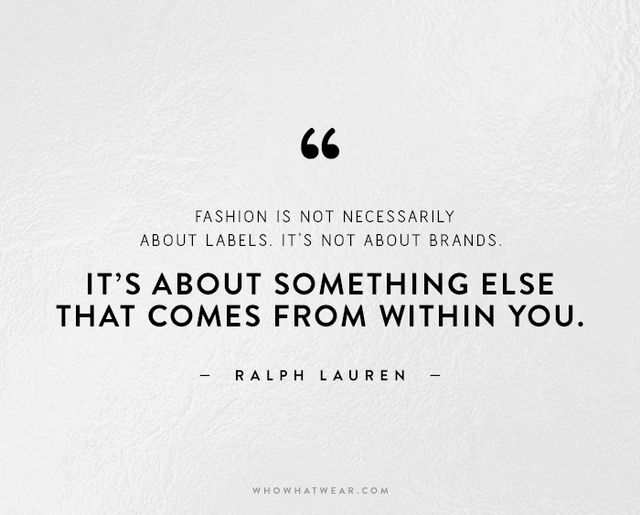 The 50 Most Inspiring Quotes Of All Time | WhoWhatWear UK